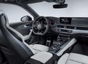 Фото авто Audi RS 4 B9, ракурс: салон целиком