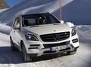 Фото авто Mercedes-Benz M-Класс W166, ракурс: 315 цвет: белый