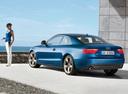 Фото авто Audi A5 8T, ракурс: 135 цвет: синий