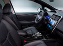 Фото авто Nissan Leaf 1 поколение, ракурс: сиденье