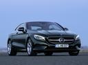 Фото авто Mercedes-Benz S-Класс W222/C217/A217, ракурс: 315 цвет: зеленый