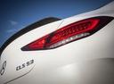 Фото авто Mercedes-Benz CLS-Класс C257, ракурс: задние фонари цвет: белый