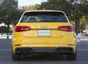 Фото авто Audi A3 8V [рестайлинг], ракурс: 180 цвет: желтый