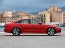 Фото авто Audi A6 4G/C7, ракурс: 270 цвет: красный