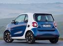 Фото авто Smart Fortwo 3 поколение, ракурс: 135 цвет: синий