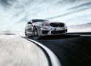 Фото авто BMW M5 F90, ракурс: 315 цвет: серый