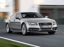 Фото авто Audi S7 4G, ракурс: 315 цвет: серый