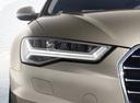 Фото авто Audi A6 4G/C7 [рестайлинг], ракурс: передние фары цвет: бежевый