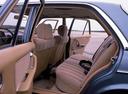 Фото авто Mercedes-Benz E-Класс W123, ракурс: задние сиденья