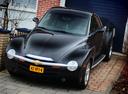 Фото авто Chevrolet SSR 1 поколение,  цвет: черный