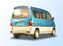 Фото авто FAW 6371 1 поколение, ракурс: 225 цвет: голубой