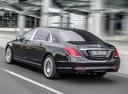 Фото авто Mercedes-Benz S-Класс W222/C217/A217, ракурс: 135 цвет: черный
