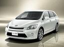 Фото авто Toyota Mark X Zio 1 поколение [рестайлинг], ракурс: 45