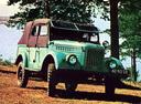 Фото авто ГАЗ 69 1 поколение, ракурс: 315