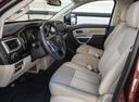 Фото авто Nissan Titan 2 поколение, ракурс: салон целиком