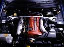 Фото авто Nissan Skyline R34, ракурс: двигатель