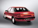 Фото авто Daewoo Espero KLEJ [рестайлинг], ракурс: 135 цвет: красный
