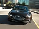Фото авто Audi TT 8J [рестайлинг],  цвет: черный