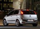 Фото авто Fiat Punto 3 поколение [рестайлинг], ракурс: 135 цвет: серый