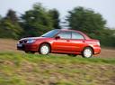 Фото авто Subaru Impreza 2 поколение [2-й рестайлинг], ракурс: 90