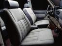 Фото авто Toyota Land Cruiser J60, ракурс: сиденье