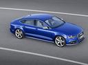 Фото авто Audi S7 4G [рестайлинг], ракурс: 315 цвет: синий