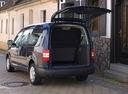 Фото авто Volkswagen Caddy 3 поколение [рестайлинг], ракурс: 135 цвет: синий