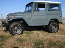 Фото авто Toyota Land Cruiser J40/J50, ракурс: 90