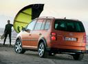 Фото авто Volkswagen Touran 1 поколение [рестайлинг], ракурс: 135