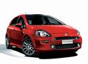Фото авто Fiat Punto 3 поколение [2-й рестайлинг], ракурс: 315 цвет: оранжевый