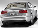 Фото авто Audi A6 4G/C7, ракурс: 180 - рендер цвет: серый