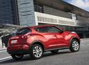 Фото авто Nissan Juke YF15, ракурс: 225 цвет: красный