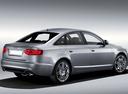 Фото авто Audi A6 4F/C6 [рестайлинг], ракурс: 225 цвет: серебряный