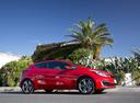Фото авто Kia Cee'd 2 поколение [рестайлинг], ракурс: 270 цвет: белый
