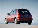 Фото авто Nissan Micra K11C [2-й рестайлинг], ракурс: 135