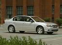 Фото авто Chevrolet Malibu 3 поколение, ракурс: 270