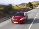 Фото авто Peugeot 206 2 поколение, ракурс: 45