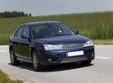 Фото авто Ford Mondeo 3 поколение [рестайлинг], ракурс: 315 цвет: синий
