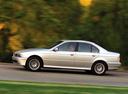 Фото авто BMW 5 серия E39 [рестайлинг], ракурс: 90 цвет: серебряный