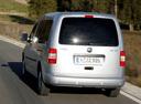 Фото авто Volkswagen Caddy 3 поколение, ракурс: 180