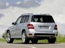Фото авто Mercedes-Benz GLK-Класс X204, ракурс: 135 цвет: серебряный