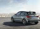 Фото авто Audi A1 2 поколение, ракурс: 135 цвет: серый