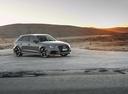 Фото авто Audi RS 3 8VA [рестайлинг], ракурс: 315 цвет: серый