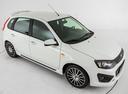 Фото авто ВАЗ (Lada) Kalina 2 поколение, ракурс: 315 цвет: белый