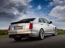 Фото авто Cadillac CTS 3 поколение, ракурс: 225 цвет: серый