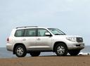 Фото авто Toyota Land Cruiser J200, ракурс: 270