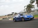 Фото авто Porsche 911 991 [рестайлинг], ракурс: 315 цвет: синий
