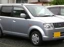 Фото авто Mitsubishi eK H82W [рестайлинг], ракурс: 315 цвет: серебряный