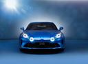 Фото авто Alpine A110 2 поколение,  цвет: голубой