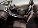 Фото авто Toyota Sai 1 поколение, ракурс: торпедо